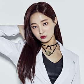 Yeonwoo is listed (or ranked) 7 on the list Which Celeb Do You Want as Your Introverted Best Friend?