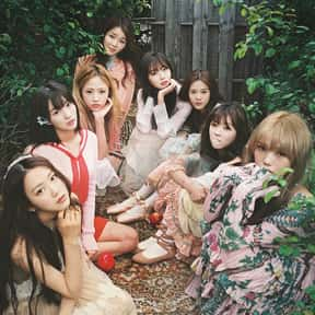 OH MY GIRL is listed (or ranked) 23 on the list The Best K-pop Girl Groups Of All-Time