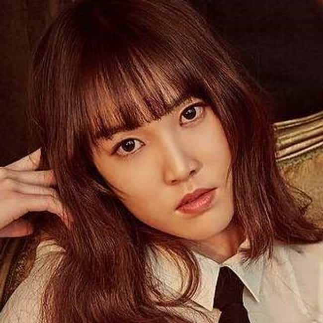 Yuju is listed (or ranked) 2 on the list Vote: Who Is The Best GFriend Member?