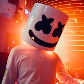 Marshmello is listed (or ranked) 16 on the list The Greatest EDM Artists Of All Time