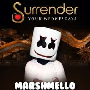 Marshmello is listed (or ranked) 1 on the list The Best Las Vegas DJ Residencies Right Now