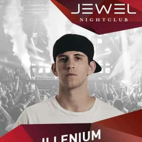 Illenium is listed (or ranked) 19 on the list The Best Las Vegas DJ Residencies Right Now