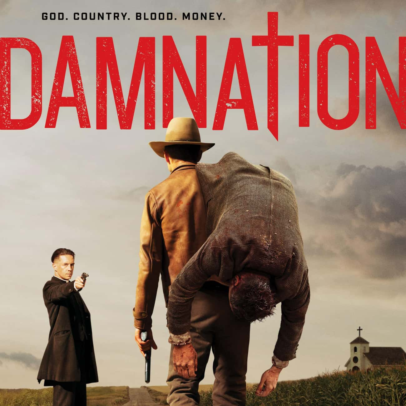 Damnation is listed (or ranked) 4 on the list What To Watch If You Love 'Hell On Wheels'
