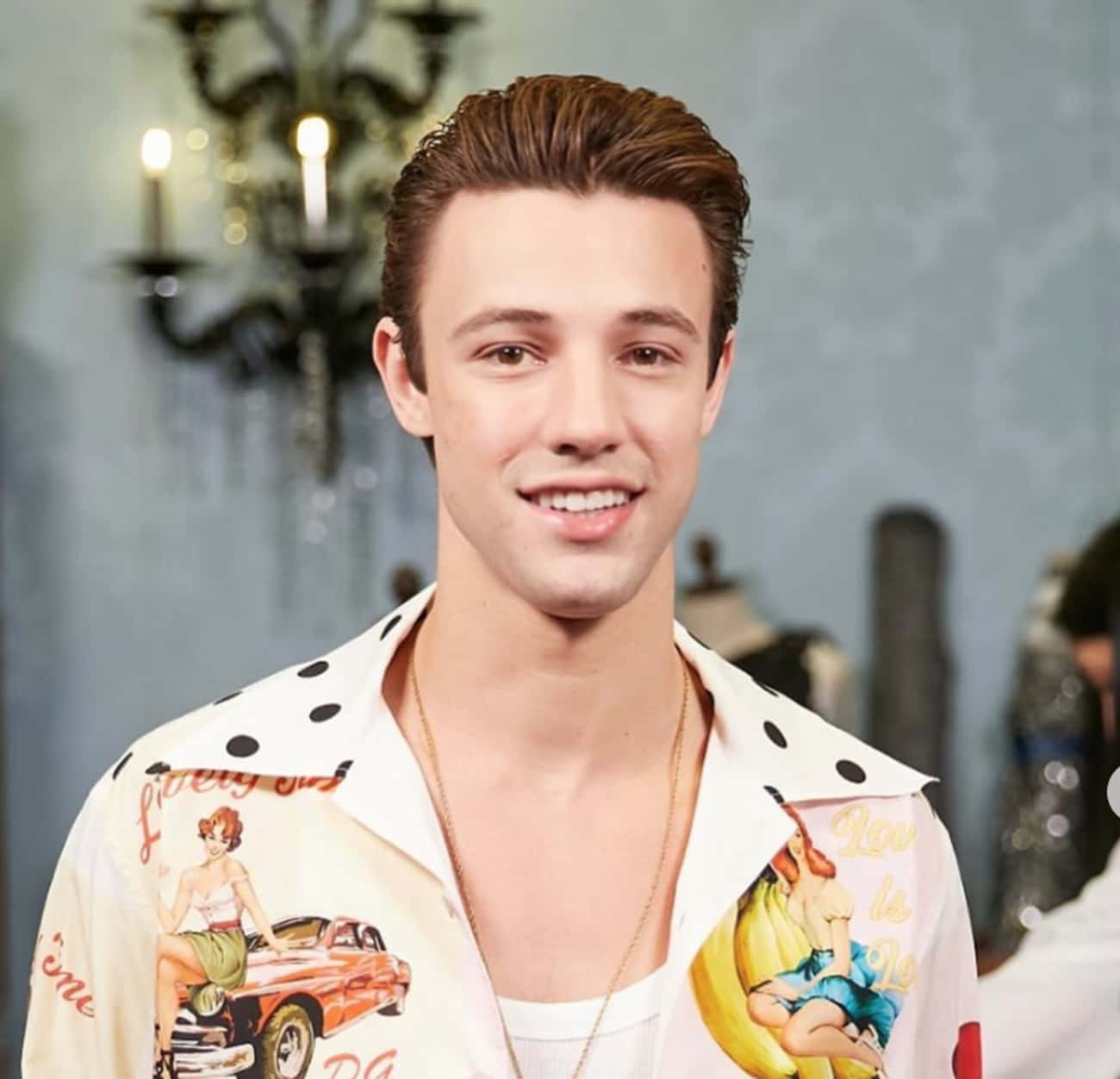 Cameron Dallas is listed (or ranked) 1 on the list Celebrities Who Were Arrested in 2018
