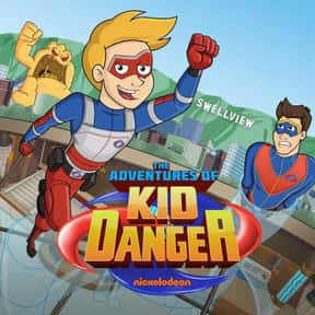The Adventures of Kid Danger is listed (or ranked) 22 on the list The Best Animated TV Shows Of 2018