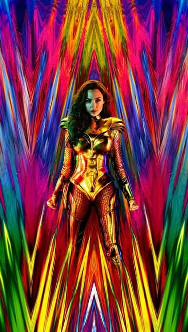 Wonder Woman 1984 is listed (or ranked) 1 on the list The Coolest Movie Posters For 2020 Films