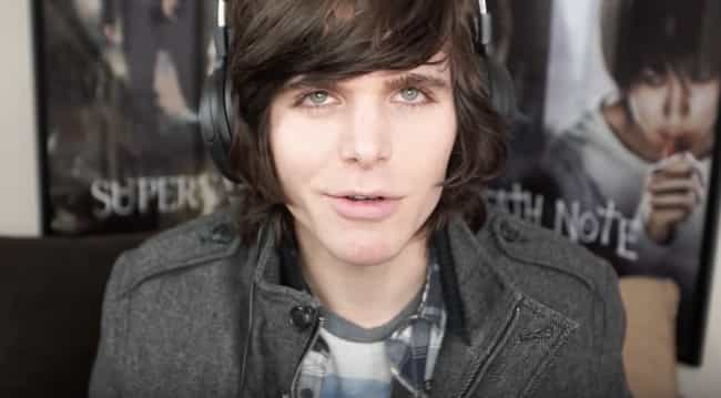 Onision is listed (or ranked) 4 on the list The YouTuber Hall Of Shame