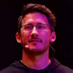 Markiplier is listed (or ranked) 4 on the list The Best YouTubers Of All Time