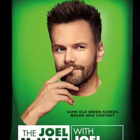The Joel McHale Show with Joel is listed (or ranked) 17 on the list The Best Talk Shows of the 2010s