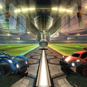 Rocket League is listed (or ranked) 12 on the list The Best Games to Stream on Twitch