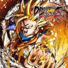 Dragon Ball FighterZ is listed (or ranked) 1 on the list The Best Anime Video Games Of All Time