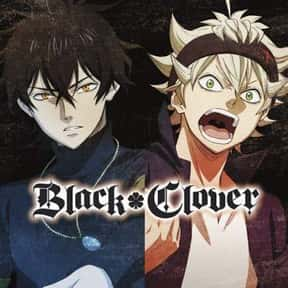 Black Clover is listed (or ranked) 14 on the list The Best Anime on Crunchyroll