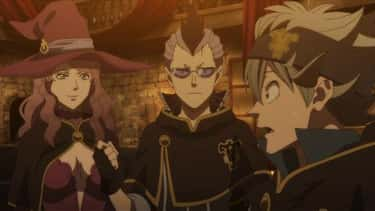 Black Clover is listed (or ranked) 2 on the list The 20 Best Magic Anime You Can't Afford To Miss