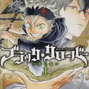 Black Clover is listed (or ranked) 20 on the list The Best Adventure Anime of All Time