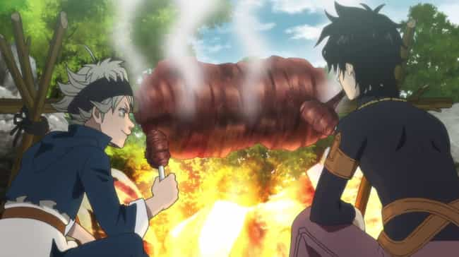 Black Clover is listed (or ranked) 1 on the list 13 Anime That Don't Deserve All Of The Hate