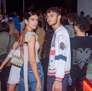 Dua Lipa is listed (or ranked) 1 on the list Anwar Hadid Loves and Hookups