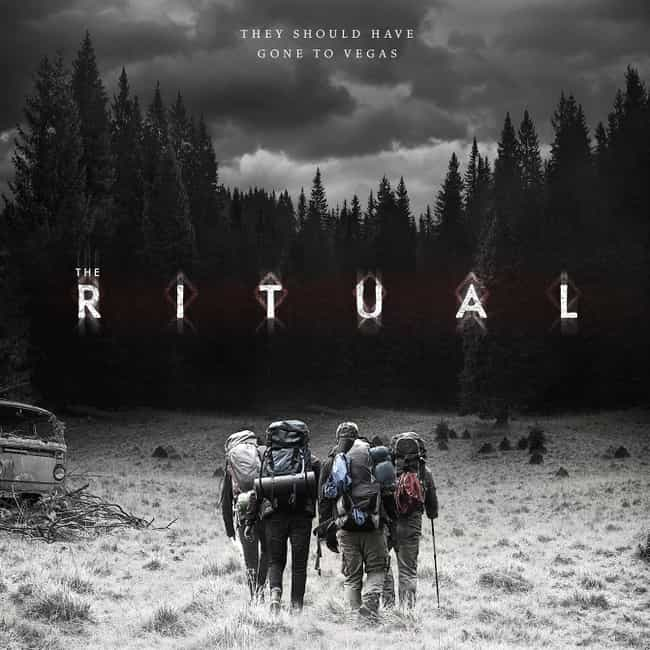 The Ritual is listed (or ranked) 1 on the list The Best Monster Movies Streaming on Netflix