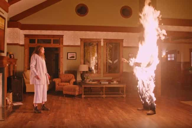 Hereditary is listed (or ranked) 8 on the list Horror Movies That Keep You On The Edge Of Your Seat From Start To Finish, Ranked