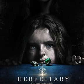 Hereditary is listed (or ranked) 20 on the list The Best Horror Movies Set in the Woods