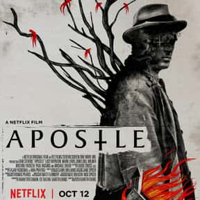 Apostle is listed (or ranked) 19 on the list The Best Netflix Original Thriller Movies