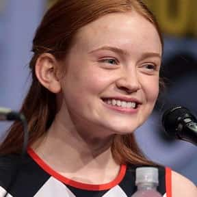 Sadie Sink is listed (or ranked) 20 on the list Celebrating The Best Young Actors Of The 2010s