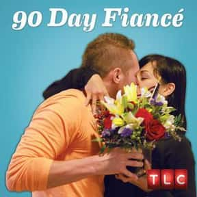 90 Day Fiancé is listed (or ranked) 11 on the list The Best Reality Shows Currently on TV
