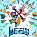 Mighty Magiswords is listed (or ranked) 17 on the list The Best Current Cartoon Network Shows