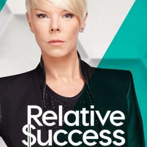 Relative Success with Tabatha is listed (or ranked) 3 on the list The Best New Reality TV Shows of the Last Few Years