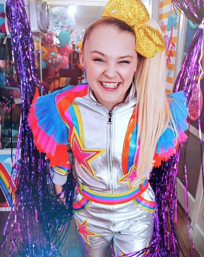 JoJo Siwa is listed (or ranked) 1 on the list Famous YouTubers Who Are Taurus
