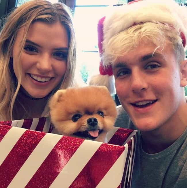 Alissa Violet is listed (or ranked) 4 on the list Jake Paul Loves and Hookups