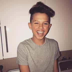 Jacob Sartorius is listed (or ranked) 21 on the list Celebrities You're Sick Of In 2018