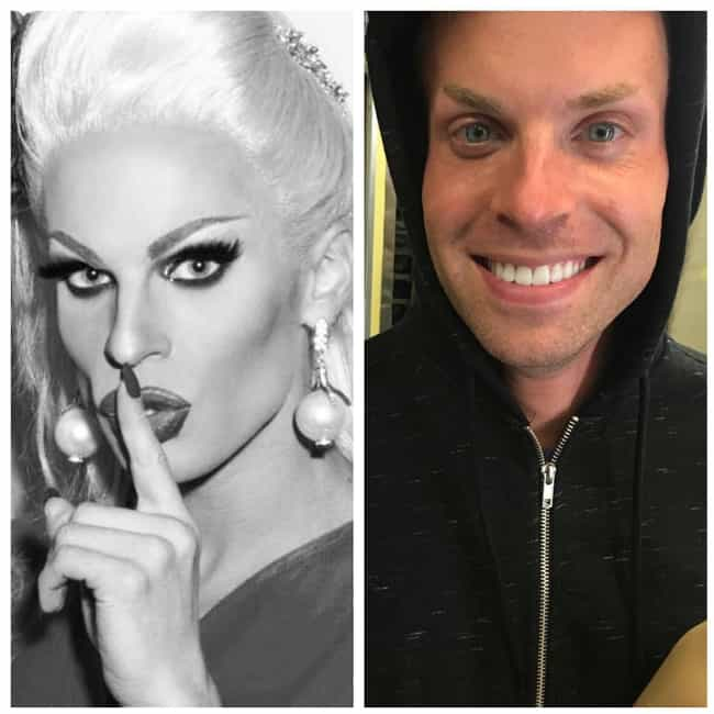 Katya Zamolodchikova is listed (or ranked) 4 on the list RuPaul's Drag Race Stars With And Without Their Makeup