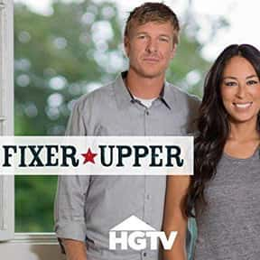 Fixer Upper is listed (or ranked) 2 on the list The Best Home Improvement TV Shows