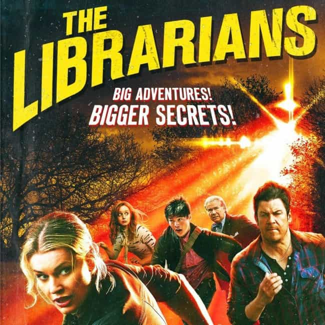 The Librarians is listed (or ranked) 3 on the list What To Watch If You Love 'Eureka'