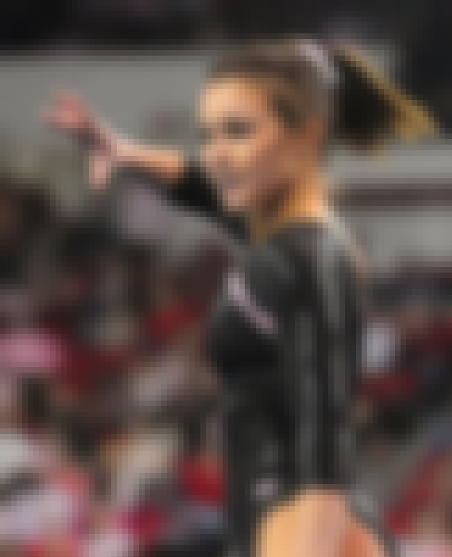 Kristina Baskett is listed (or ranked) 1 on the list The Female Gymnasts That Keep You Tuned In