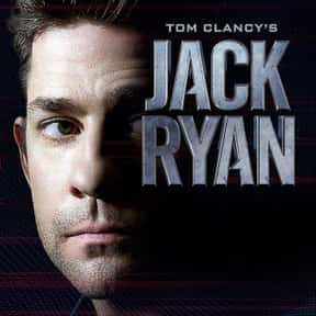 Jack Ryan is listed (or ranked) 15 on the list The Best Current Crime Drama Series