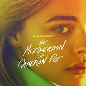The Miseducation of Cameron Po is listed (or ranked) 7 on the list The Best Lesbian Movies