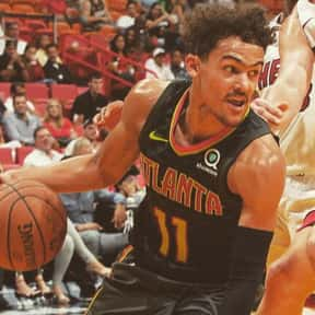 Trae Young is listed (or ranked) 8 on the list The Top 100+ NBA Players Today