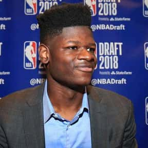 Mo Bamba is listed (or ranked) 23 on the list The Best Orlando Magic of All Time