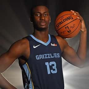 Jaren Jackson Jr. is listed (or ranked) 8 on the list The Best NBA Players From New Jersey
