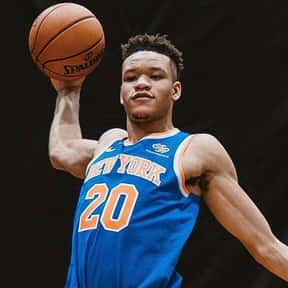 Kevin Knox is listed (or ranked) 22 on the list The Best New York Knicks First-Round Picks In The NBA Draft