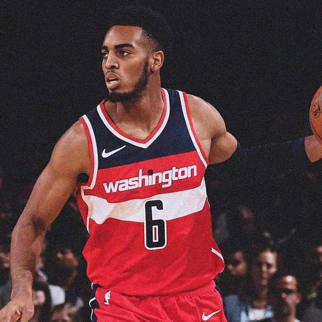 Troy Brown Jr. is listed (or ranked) 4 on the list The Best NBA Players from Nevada