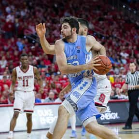 Luke Maye is listed (or ranked) 22 on the list The Greatest UNC Tar Heels Basketball Players of All Time