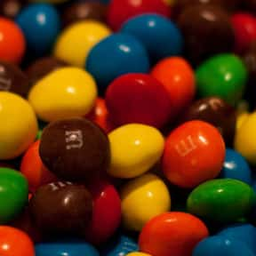 Candy is listed (or ranked) 18 on the list The Most Delicious Kinds Of Dessert
