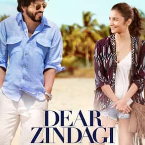 Dear Zindagi is listed (or ranked) 9 on the list The Best Bollywood Movies on Netflix