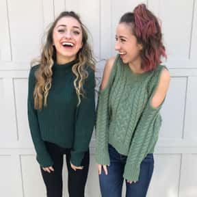 Brooklyn And Bailey McKnight is listed (or ranked) 3 on the list The Best Twins With YouTube Channels