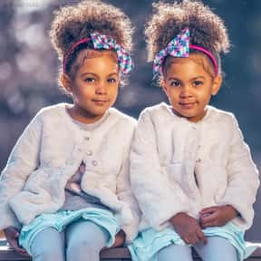 McClure Twins is listed (or ranked) 11 on the list The Best Twins With YouTube Channels