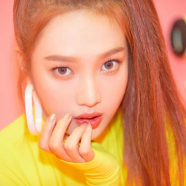 Joy is listed (or ranked) 3 on the list Who Is Your Favorite Red Velvet Member?