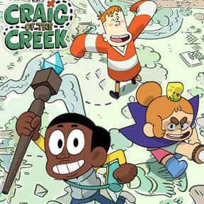 Craig of the Creek is listed (or ranked) 8 on the list The Best Animated TV Shows Of 2018