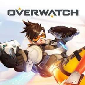 Overwatch is listed (or ranked) 15 on the list The Best PS4 Games For Girls